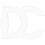 Daron Campbell - www.daroncampbell.com - DC White Logo